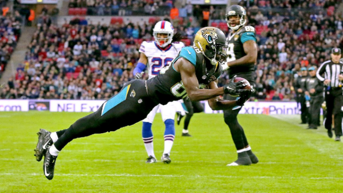Wildcard preview: Bills @ Jaguars