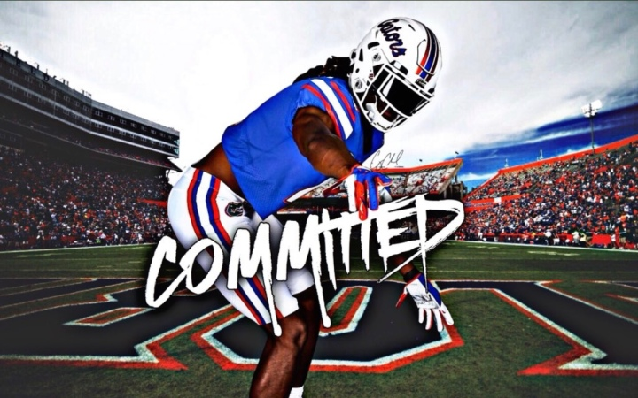 SwampSquadXIX: 4 Star CB Jaydon Hill commits to Florida.