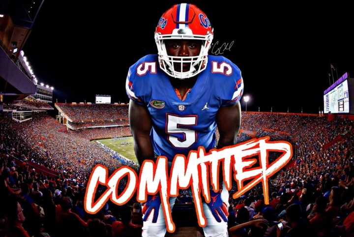 SwampSquadXIX: 4 star RB Nay'Quan Wright commits to Florida.