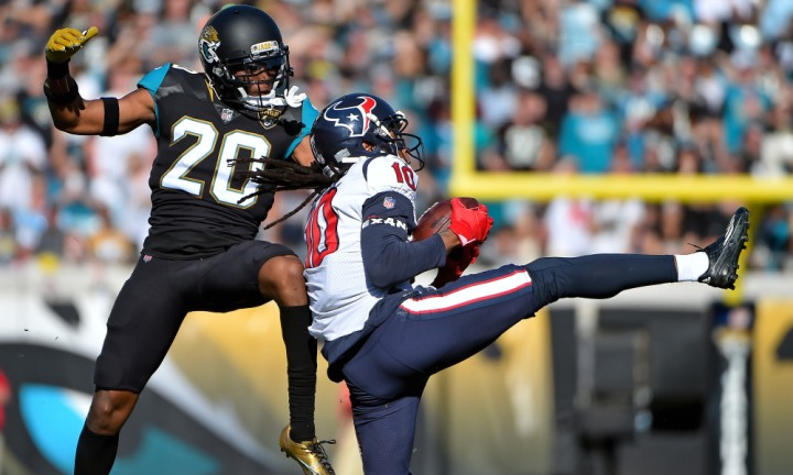 Texans @ Jaguars preview