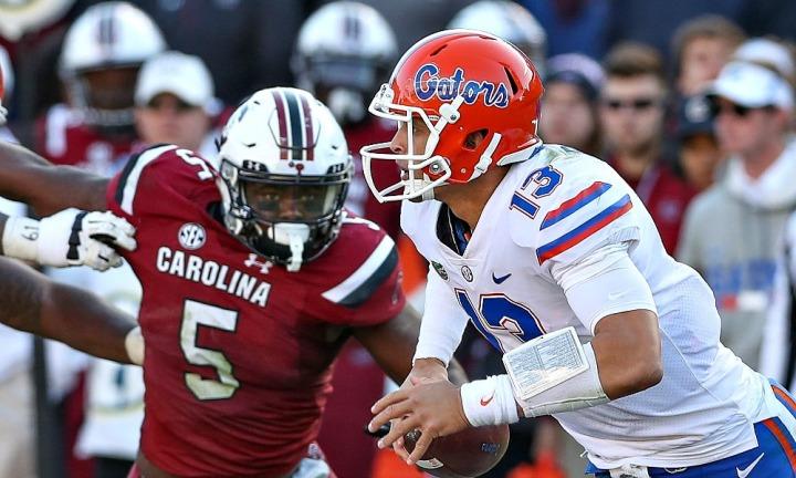 #15 Florida Gators (6-3) vs South Carolina (5-3) GamePreview