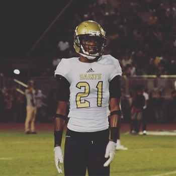 Recruiting Profile:  2020 DB Derek Bermudez