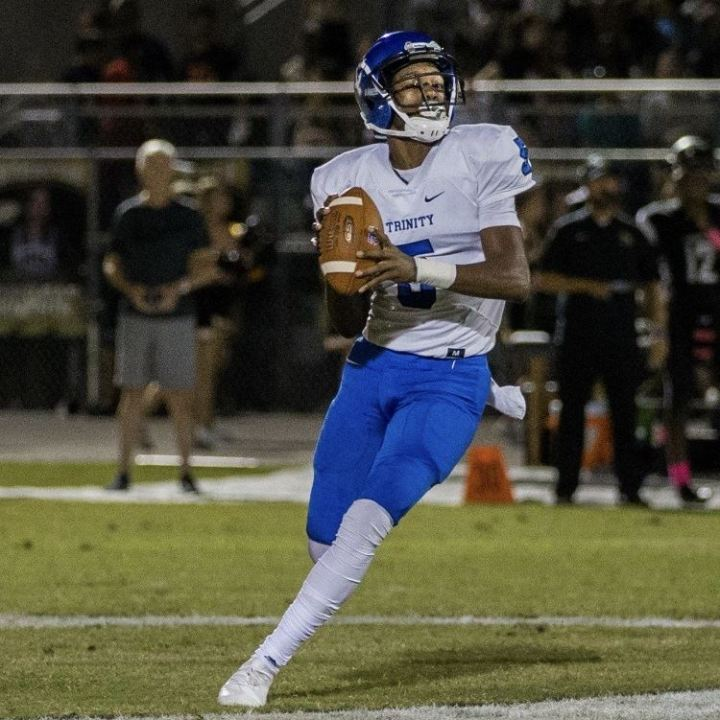 Trinity Christian's 2021 QB Jacory Jordan Is The Next Big Prospect